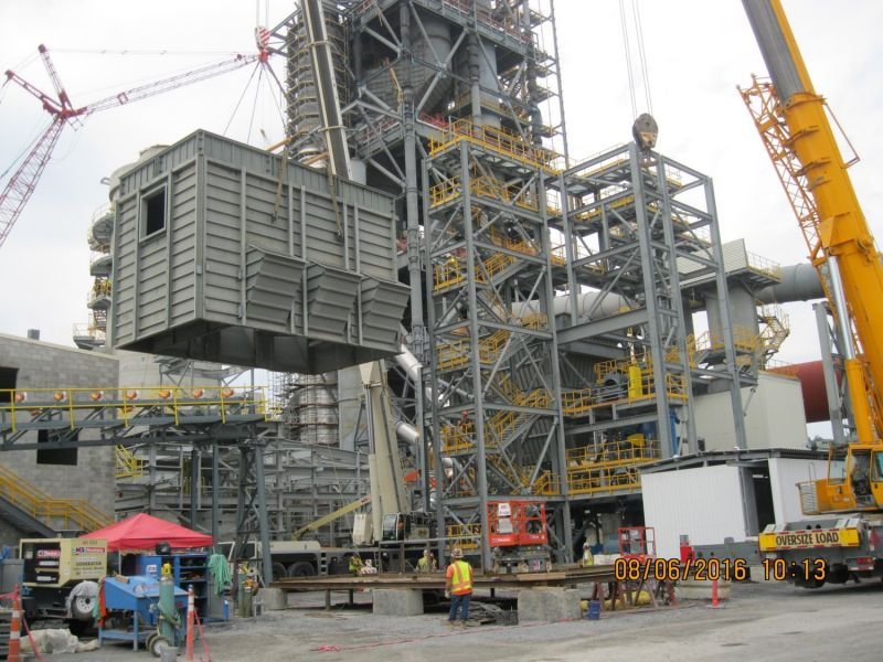 Coal Grinding, Raw Mill Feed Systems & Stacker Reclaimer Projects